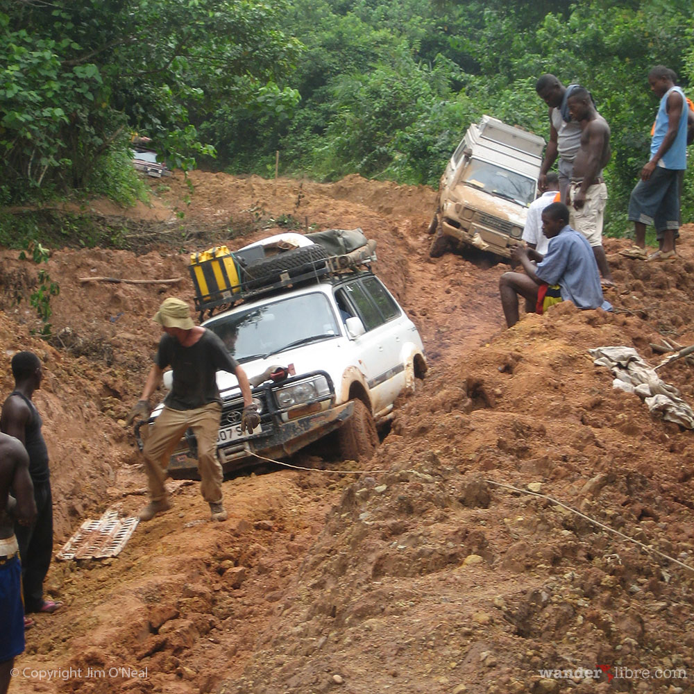 Battling the Rainy Season in Cameroon
