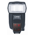 Canon Speedlight 580EX Flash