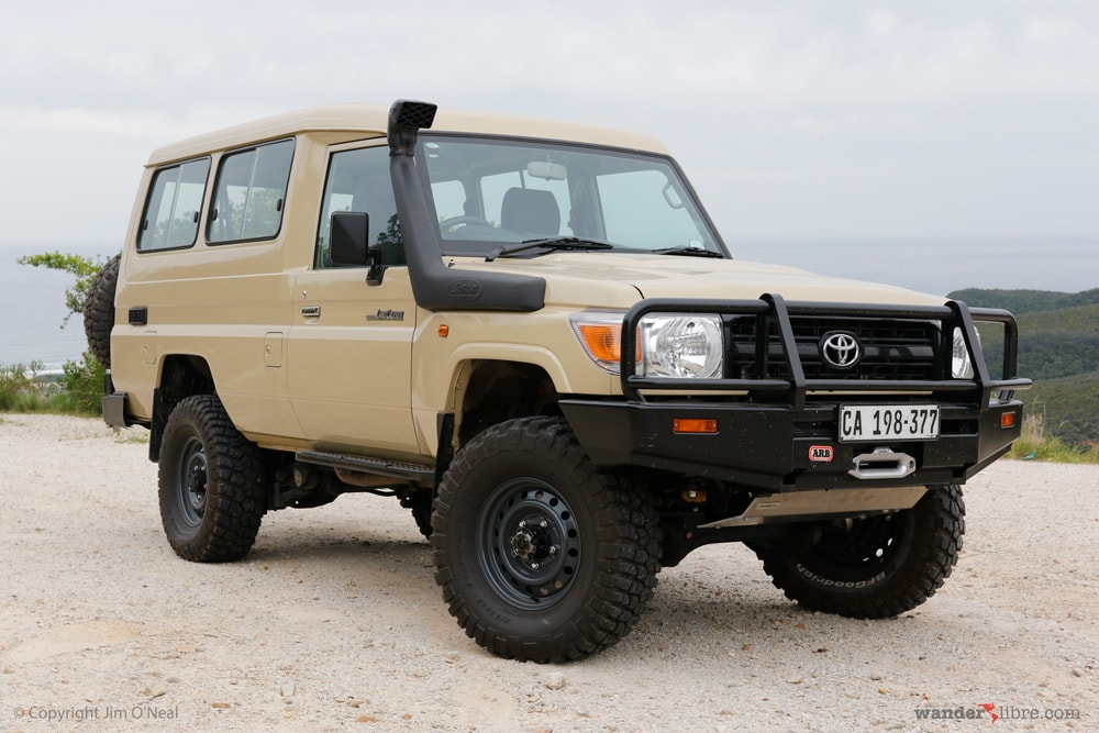 Land Cruiser Troopy Camper Conversion Part 2 Of 4