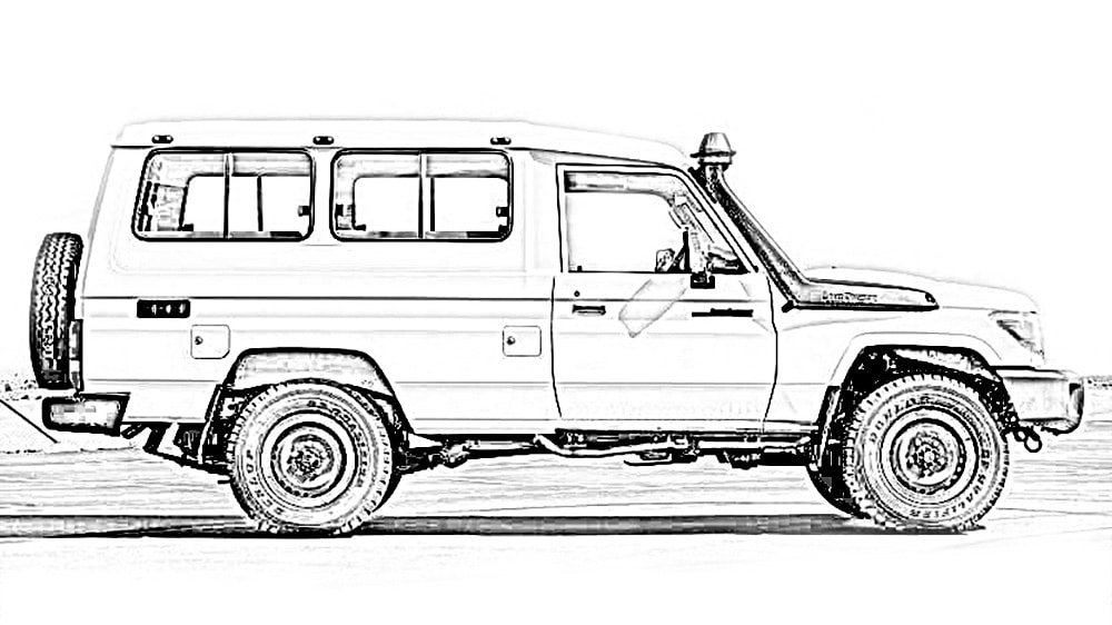 land cruiser troopy camper conversion  part 1 of 4