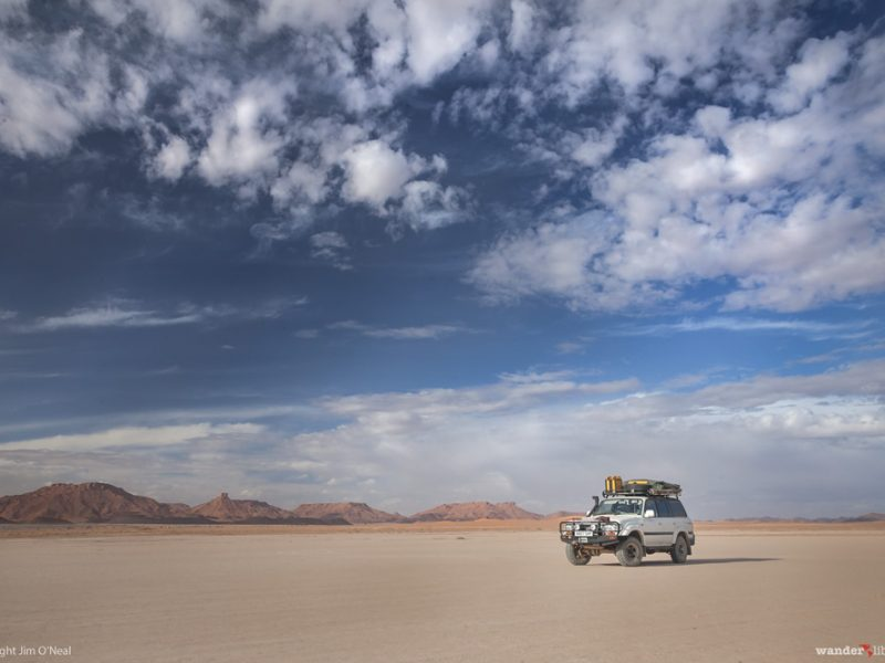 By Any Means: 5 Reasons to Travel Overland