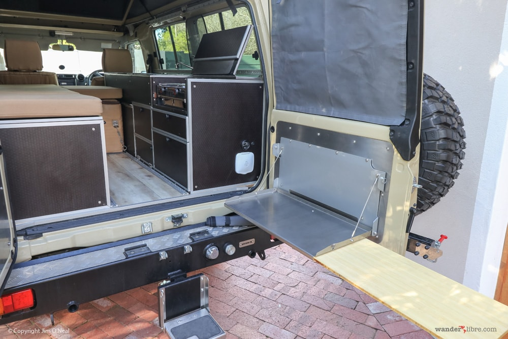Land Cruiser Troopy Camper Conversion: Part 4 of 4 – Wander Libre
