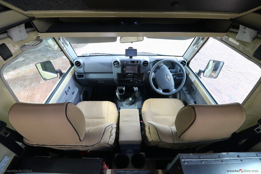 Land Cruiser Troopy Camper Conversion Part 4 Of 4
