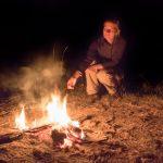 On Safari: Nighttime in the African Bush