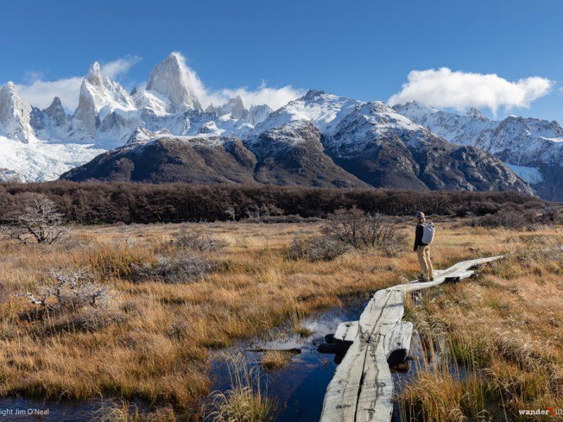 Epic Views of Fitz Roy – Hiking Patagonia's Laguna de Los Tres