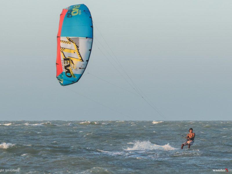 Adrenaline Trip: Learn to Kiteboard in Brazil's Praia de Macapa